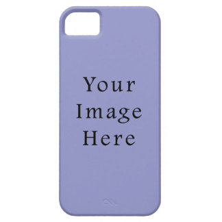 Violet Tulip Purple Color Trend Blank Template iPhone 5 Cases