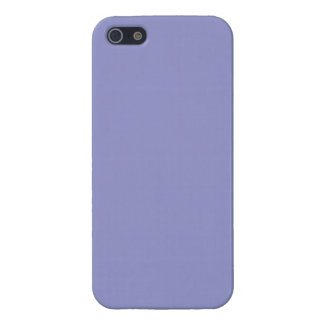 Violet Tulip Purple Color Trend Blank Template Cover For iPhone 5