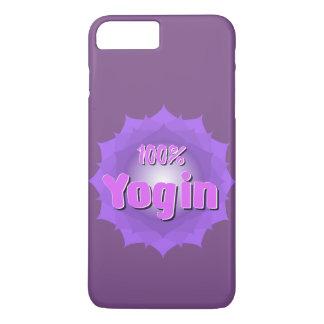 Violet Yoga Phonecase iPhone 8 Plus/7 Plus Case