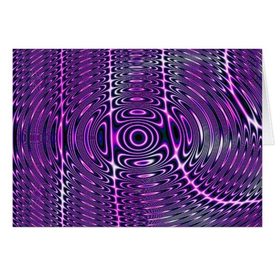 Violetation (card) card