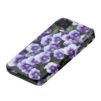 Violets Blackberry Bold case