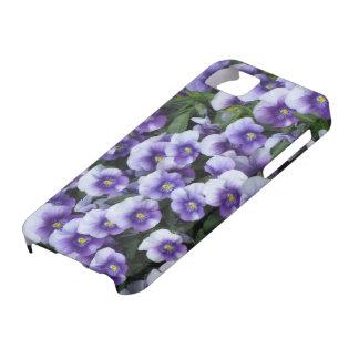 Violets iPhone case-mate
