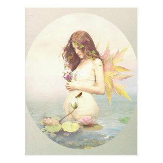 Violetta Postcard