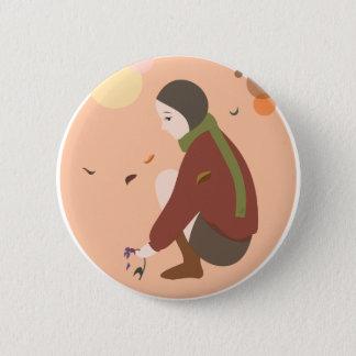 Violetta's autumn ~ Button