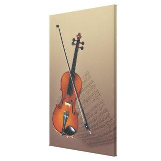 Violin 2 canvas prints