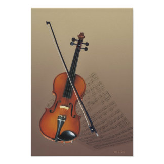 Violin 2 poster