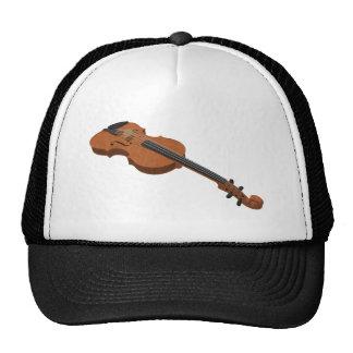 Violin: 3D Model: Hat