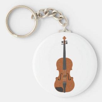 Violin: 3D Model: Key Ring