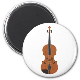 Violin: 3D Model: Magnet