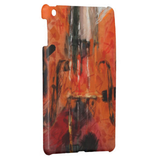 Violin Abstract iPad Mini Case