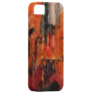 Violin Abstract iPhone 5 Cover