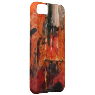 Violin Abstract iPhone 5C Case
