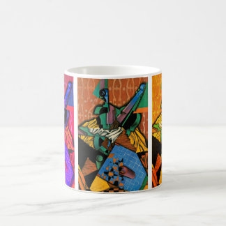 Violin and Checker by Juan Gris Coffee Mug
