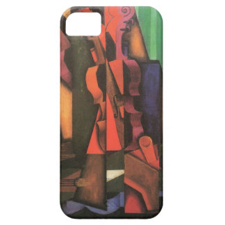 Violin and Guitar by Juan Gris, Vintage Cubism Art Case For The iPhone 5