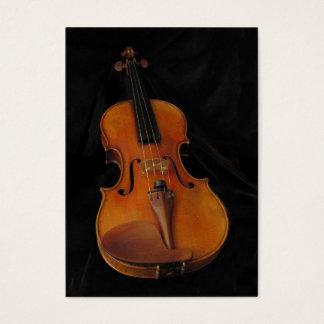Violin ATC Business Card