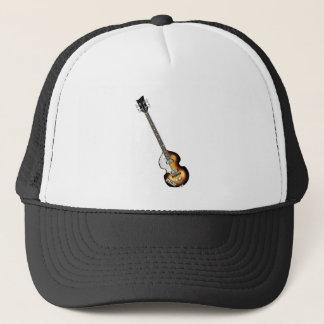 Violin Bass Guitar Trucker Hat