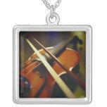 Violin & Bow Close-Up 1