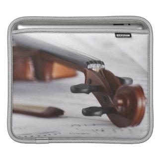 Violin Bow iPad Sleeves