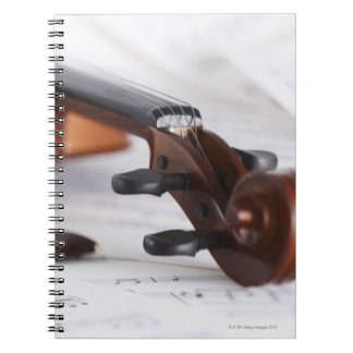 Violin Bow Notebooks