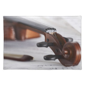 Violin Bow Placemat