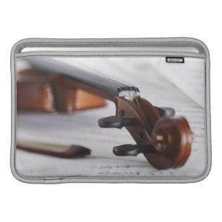Violin Bow Sleeve For MacBook Air