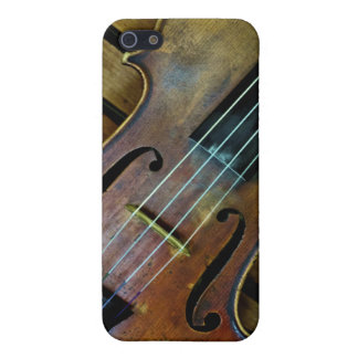 Violin Case For iPhone 5/5S
