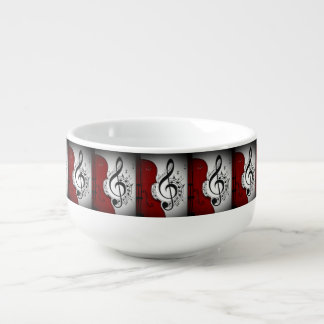 VIOLIN/CELLO MUSIC LOVER SOUP MUG