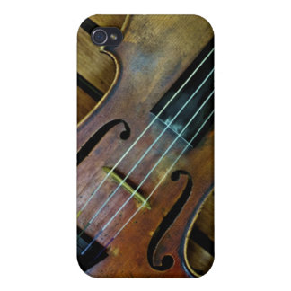 Violin Cover For iPhone 4