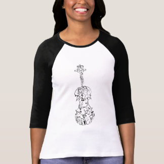 Violin Flourish T-Shirt