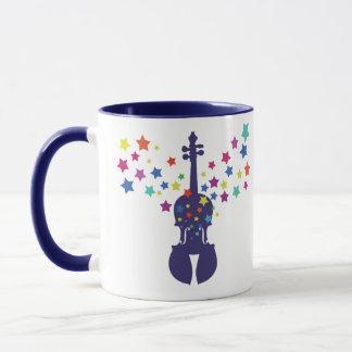 Violin Gift-Coffee Mug