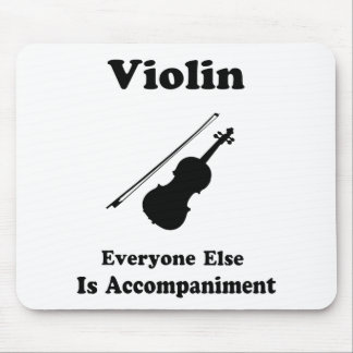 Violin Gift Mouse Mat