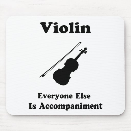 Violin Gift Mousepad