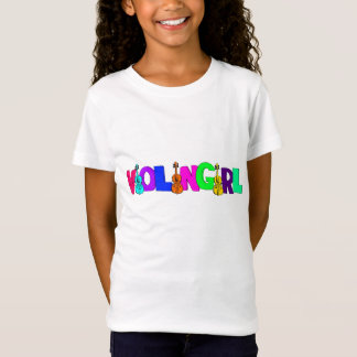 Violin Girl T-Shirt