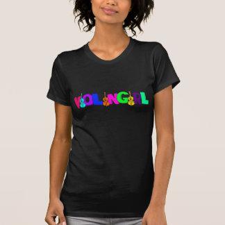 Violin Girl Tshirt