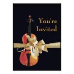 Violin Invites