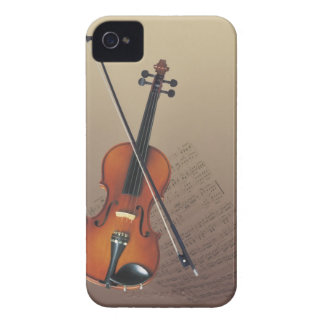 Violin iPhone 4 Case-Mate Cases