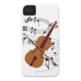 Violin iPhone 4 Cover