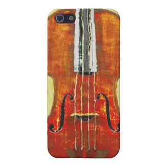 VIOLIN iPhone 5/5S CASE