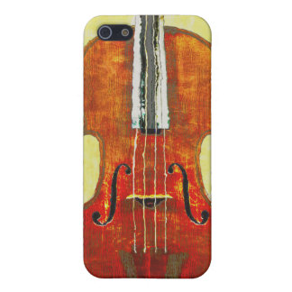 VIOLIN iPhone 5/5S COVER