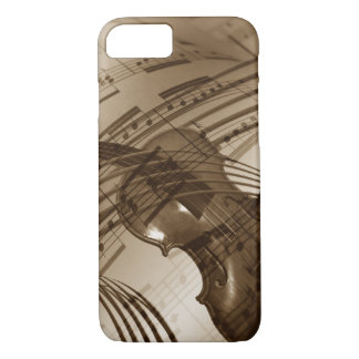 Violin iPhone 7 Case