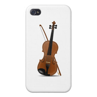 Violin iPhone 4 Covers