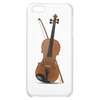 Violin Cover For iPhone 5C