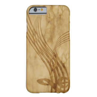 Violin key elegant barely there iPhone 6 case