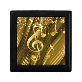 Violin key elegant gift box
