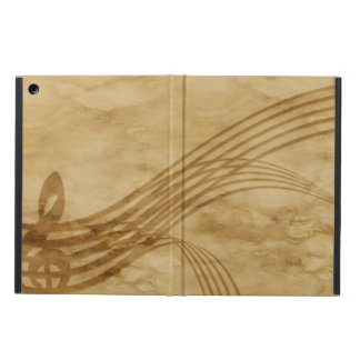 Violin key iPad air case