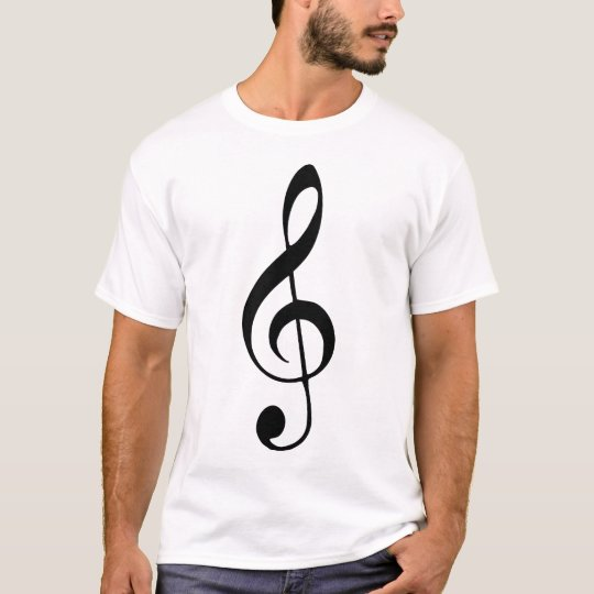 violin key music T-Shirt