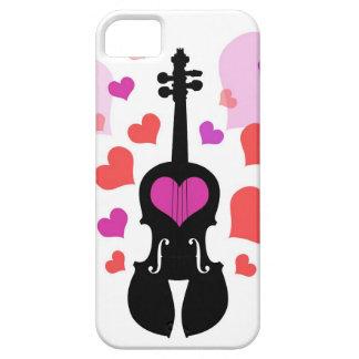 Violin love iPhone 5/5S Case