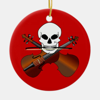 Violin Master Funny Music Ornament Gift