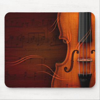 Violin Mouse Mat