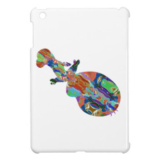 VIOLIN Music Insrument Abstract Colorful Art fun iPad Mini Case